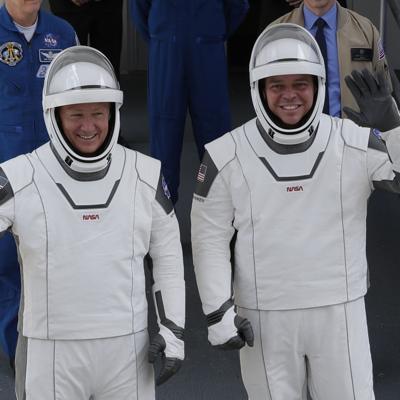 EN VIVO: Histórico lanzamiento de SpaceX con dos astronautas de la NASA
