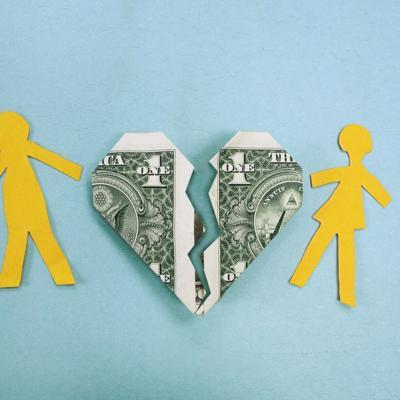 El manejo del dinero y la pareja