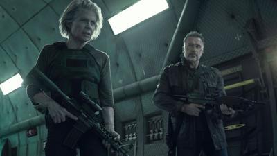 Terminator saca lo mejor de Linda Hamilton