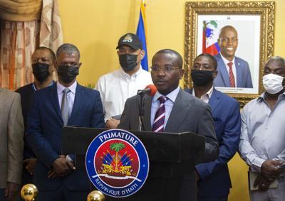Haití confirma solicitud a Estados Unidos para que envíe tropas para proteger al país