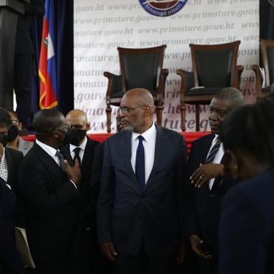 Investigación del primer ministro sobre el asesinato de Jovenel Moïse desestabiliza al gobierno haitiano