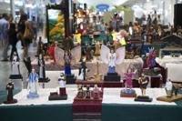 Crece la actividad artesanal en la Isla