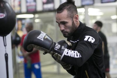 De vuelta al ring el Sniper Pedraza
