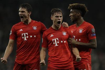 Bayern humilla al subcampeón de la Liga de Campeones