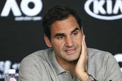 Roger Federer se baja del Abierto de Miami
