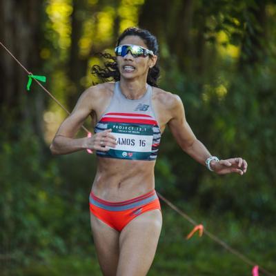 Beverly Ramos apunta hacia el Maratón de Nueva York