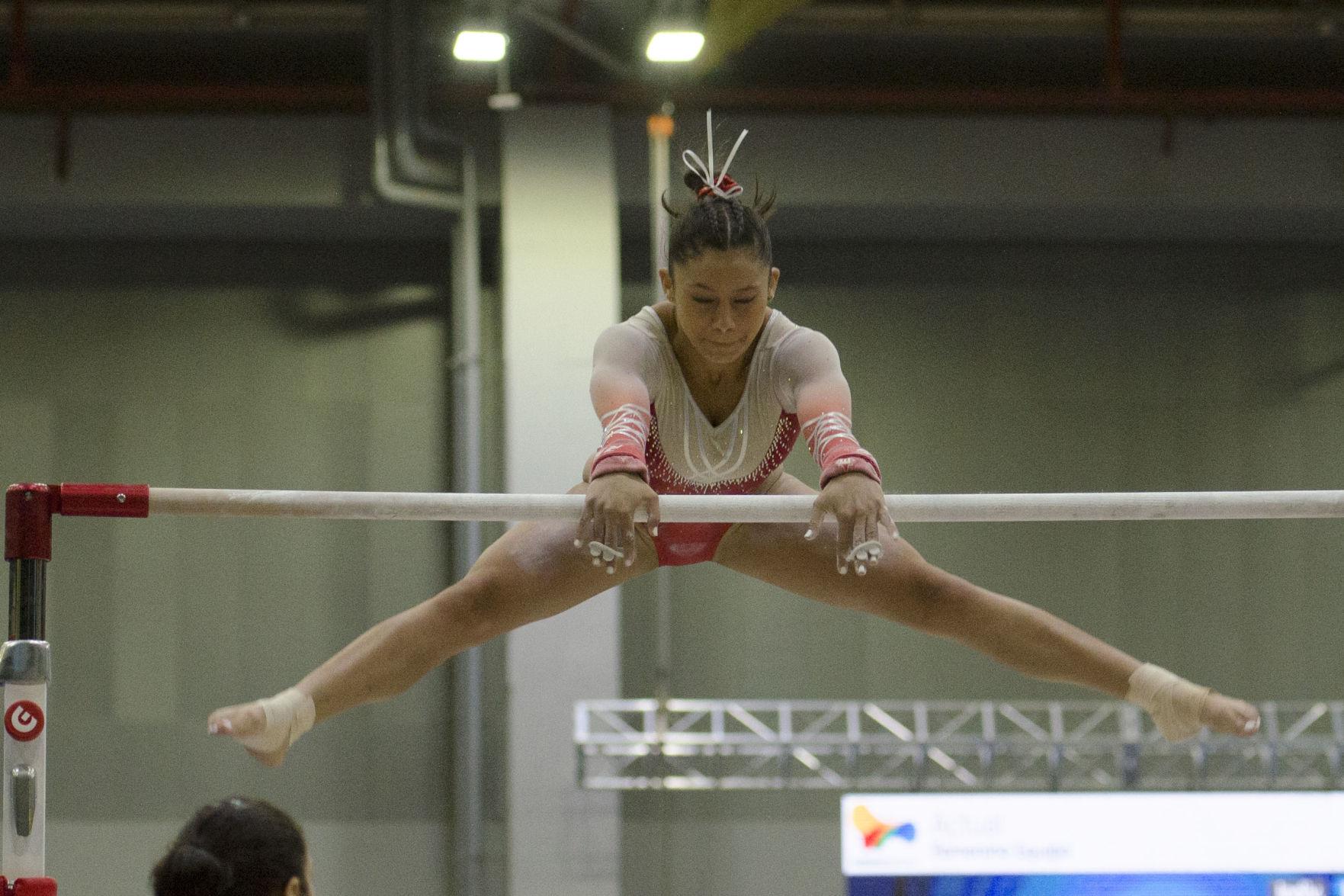 Definido el equipo de gimnasia femenino para Lima