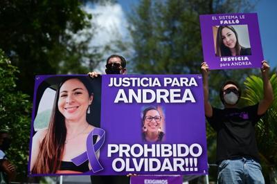 La familia de Andrea Ruiz acusa a la mayoría del Supremo de proteger a la jueza que negó la orden de protección