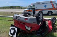 Accidente Santa Isabel