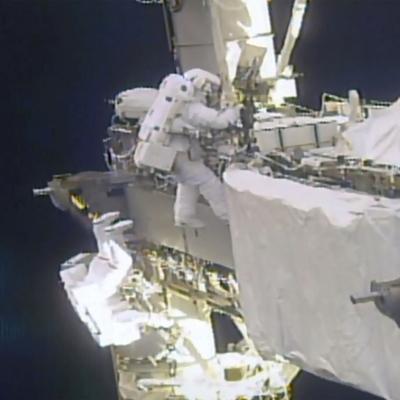 La NASA busca alguna forma de lavar ropa de astronautas