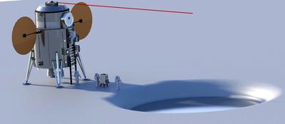 RUM gana competencia de NASA con nave tripulada a la Luna