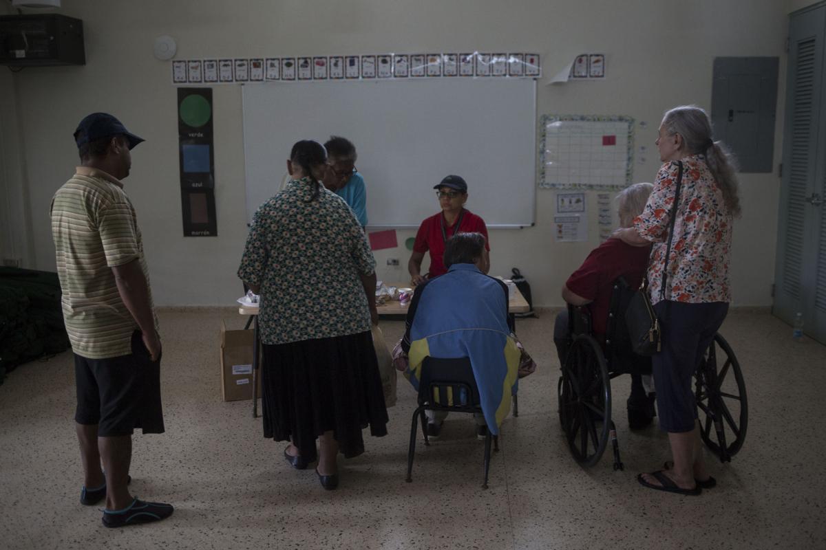 Culebra se queda a oscuras ante cercanía del huracán Irma