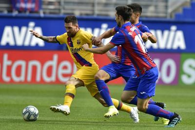 Messi enfrenta a Cristiano por el Balón de Oro