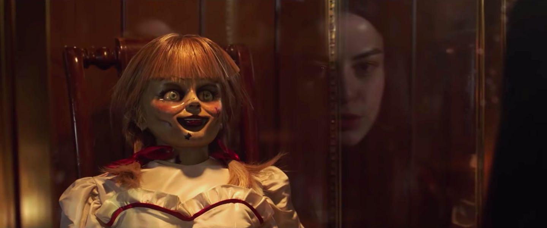 Terrorífico regreso para Annabelle