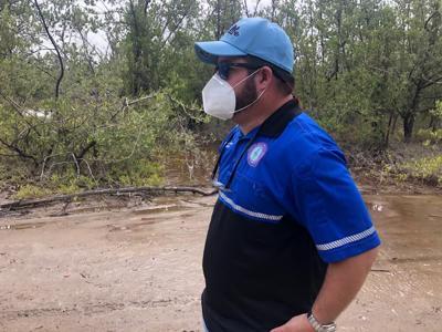 Alerta máxima en Guayanilla ante potencial tormenta