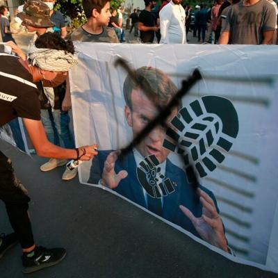 Crecen protestas y boicots a Francia por caricaturas Mahoma