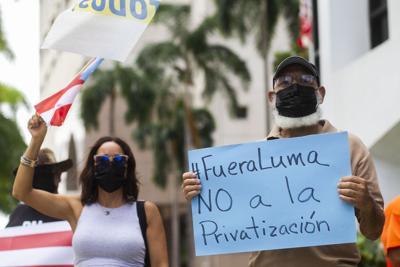 Puerto Rico, AEE, LUMA y la Utier