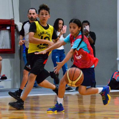 San Juan Basketball abre su nueva temporada