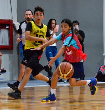 Basket YMCA