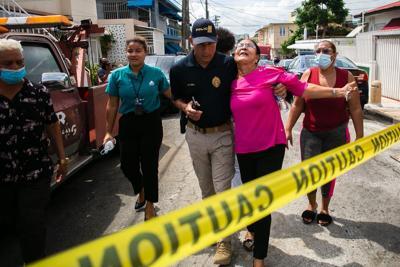 El desgarrador momento en que la madre de la mujer asesinada en Barrio Obrero supo lo ocurrido