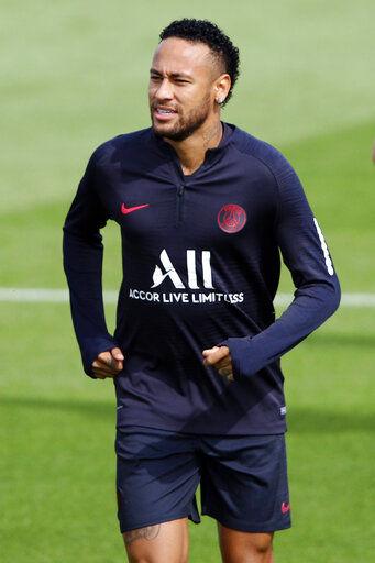 Neymar se perderá arranque de liga francesa