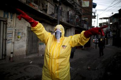 OPS insiste a Nicaragua que colabore contra el coronavirus