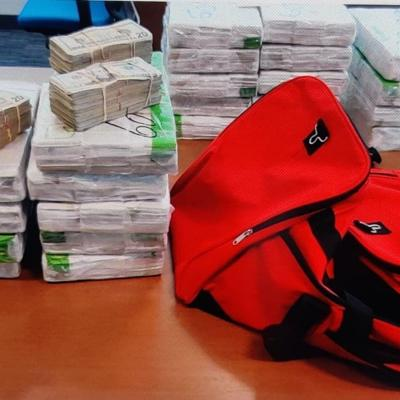 Policía Municipal de San Juan incauta $2 millones en efectivo