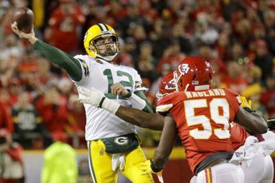 Rodgers y Jones llevan a Packers a triunfo sobre Chiefs