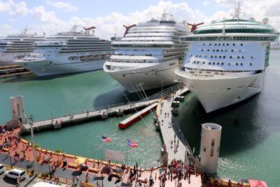 CDC autoriza viajes de prueba para cruceros