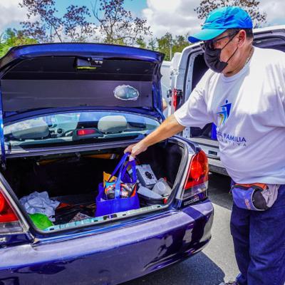 Fundaciones se unen para llevar ayuda a comunidades en Corozal