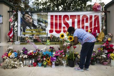 Se olvidan de las víctimas de crimen
