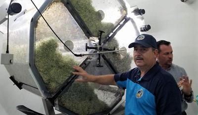 Agricultura anuncia expansión de empresa de germinados