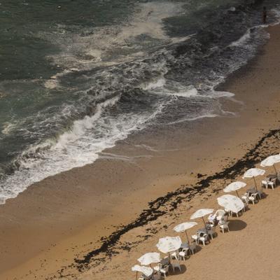 Unas 11 personas mueren ahogadas en playa de Egipto