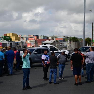 Los camioneros llegan a un acuerdo con La Fortaleza
