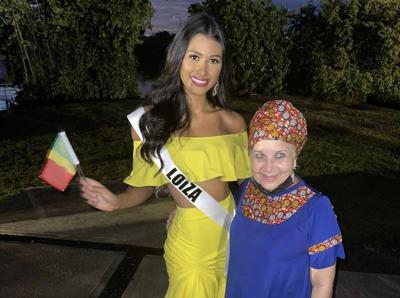 Los loiceños recibirán esta tarde a Michelle Colón, la nueva Miss Universe Puerto Rico