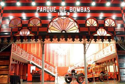 Fantasía  carnavalesca en  Ponce