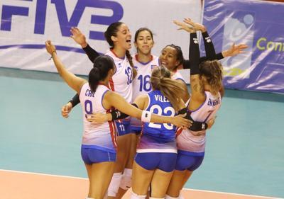 Equipo Nacional de voleibol femenino