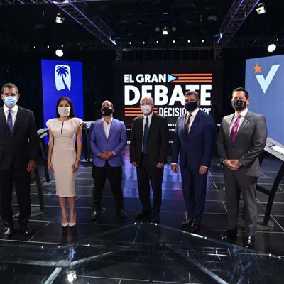 EN VIVO: Presentan sus propuestas en El Gran Debate