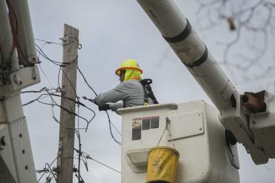 AEE repara avería en San Juan
