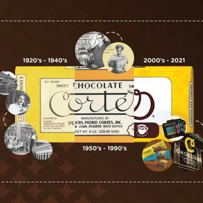 90 años de chocolate caribeño