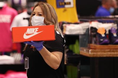 Se disparan las ventas en los centros comerciales