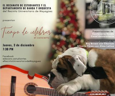 RUM presenta concierto virtual navideño