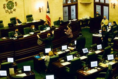 Legislatura consciente la devolución de la reforma electoral