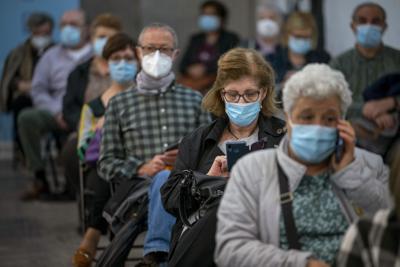 España coronavirus vacuna