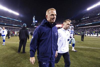 Cowboys siguen adelante sin el coach Jason Garrett