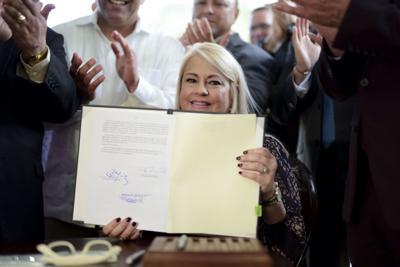 Firmada la nueva Ley de Armas