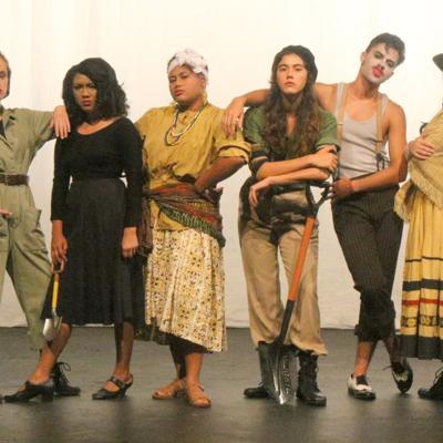 Teatro Rodante Universitario estrena la obra Antígona…¡para siempre!