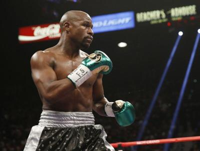 Floyd Mayweather regresará al ring