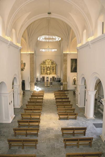 Redescubre la belleza de la Iglesia de San José del Viejo San Juan
