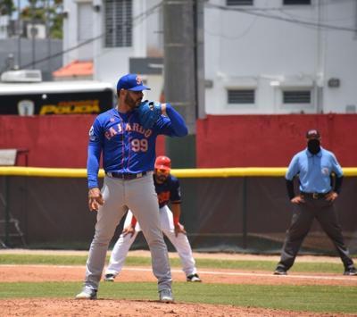 Jean Felix Ortega alcanzó la victoria número 75 con 'no hitter' combinado